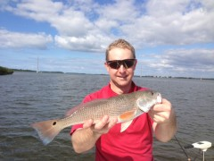 Pine Island Redfish